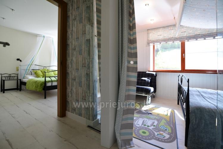 Apartamentai Nidoje su pirtimi - 10