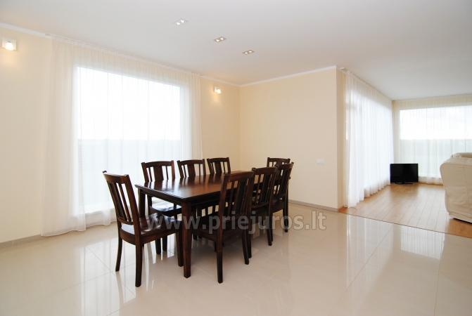 Haus zur Miete in Sventoji (Palanga): 4 Schlafzimmer, großes Wohnzimmer mit Küche, 3 Bäder - 10