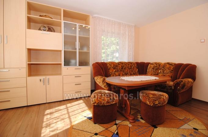 Flat for rent in Nida - 1
