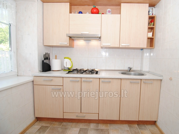 Flat for rent in Nida - 7