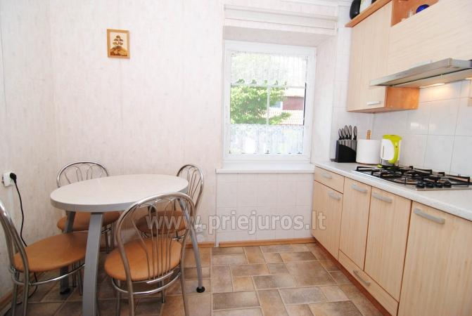 Flat for rent in Nida - 8