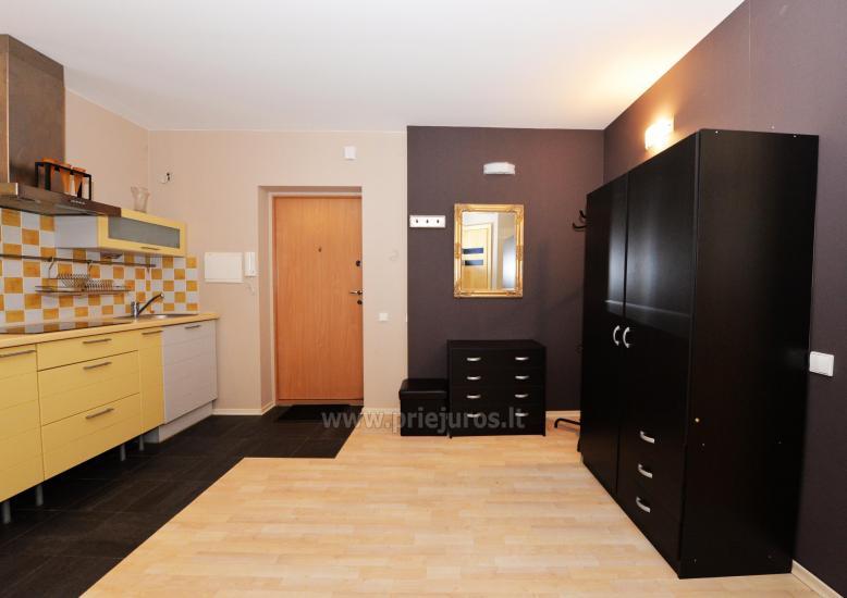 Divas istabas dzīvoklis ar balkonu Palangā, 700m no jūras - 9