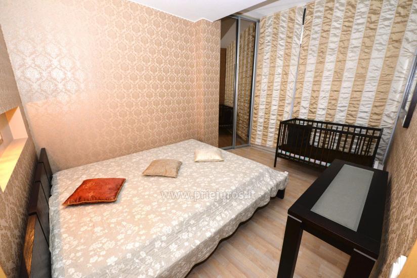 Divas istabas dzīvoklis ar balkonu Palangā, 700m no jūras - 10