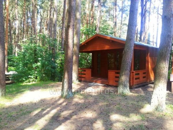 Ferienhaus Miete in Sventoji