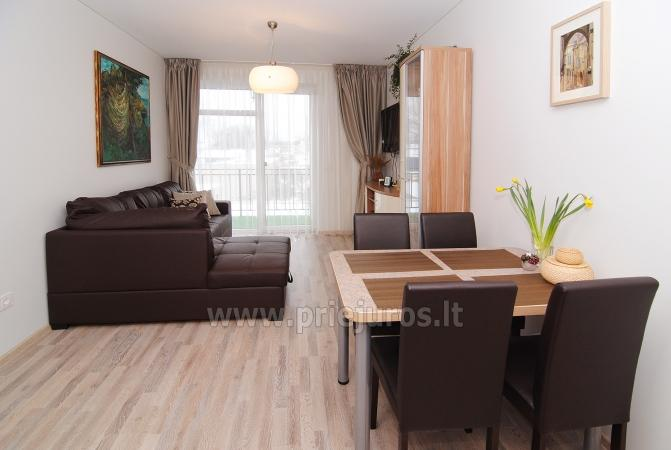 Palanga Apartment. Newly furnished, huge balcony - 5