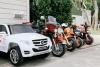 Vaikų auto-moto parkas