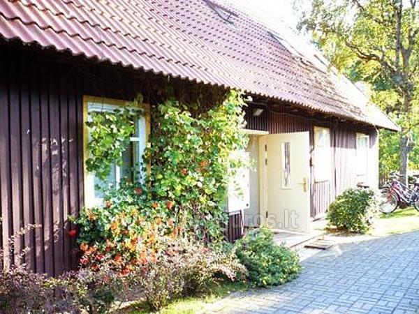 Dviejų kambarių butas autentiškame žvejo name Pervalkoje - 2
