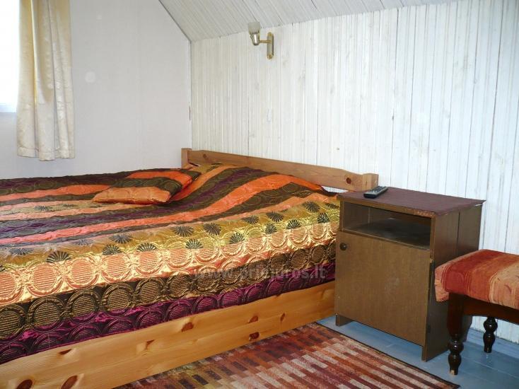 Dviejų kambarių butas autentiškame žvejo name Pervalkoje - 8