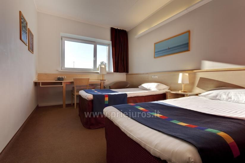 """Viešbutis """"Park Inn by Radisson Klaipėda"""": 800m iki Smiltynės perkėlos!"""
