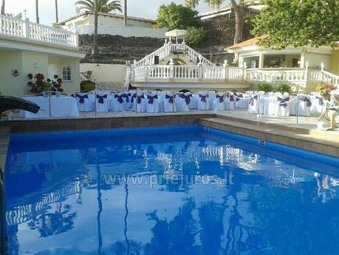 Ein-und Zwei-Zimmer-Wohnung Miraverde für die Erholung auf Teneriffa - 19