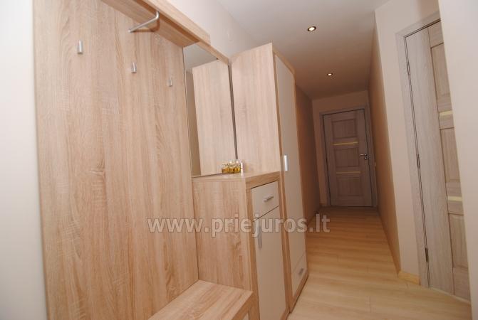 2 kambarių butas Palangos centre, Valančiaus gatvėje - 10