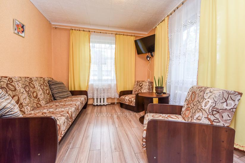 2 kambarių buto su uždaru kiemeliu nuoma Palangoje - 4