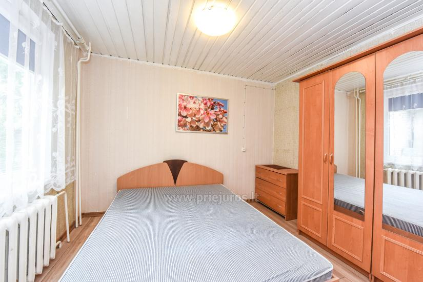 2 kambarių buto su uždaru kiemeliu nuoma Palangoje - 5
