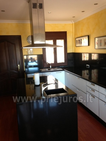 Keturių miegamųjų Vila Casagrande Roque del Conde - 8