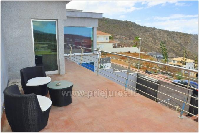 Moderni Vila, Roque del Conde, Tenerifė - 22