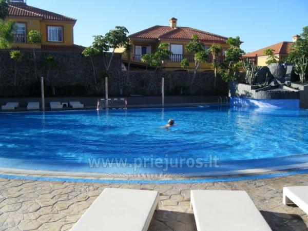 Cottage with large pool in Tenerife - 4