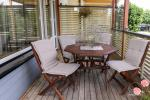 Cottage (apartment for 4-6 persons) with spacious yard, terrace in Palanga, in Vanagupes str. - 3