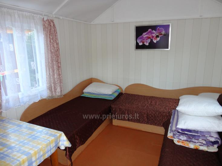 Camping, holiday houses for rent in Kunigiskes - 1