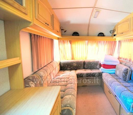 Camping, holiday houses for rent in Kunigiskes - 5