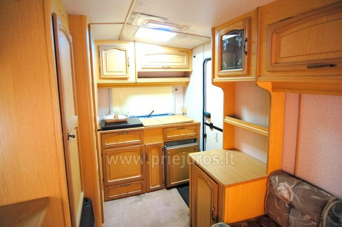 Camping, holiday houses for rent in Kunigiskes - 7