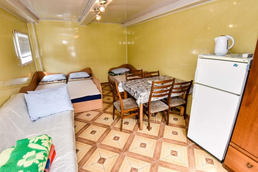 Camping, holiday houses for rent in Kunigiskes - 3