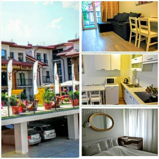 Divas istaDivas istabas dzīvokli komplekss Maluno vilosbas dzīvokli coplex Maluno vilos - 8