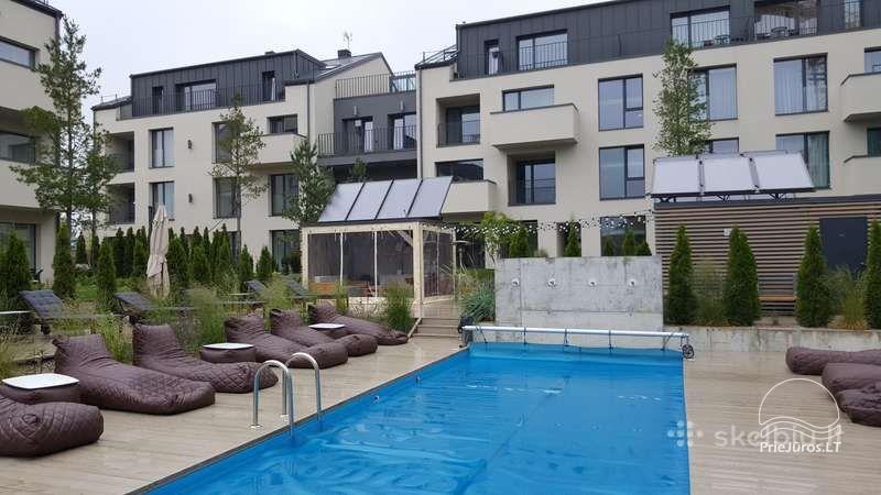 Divas istaDivas istabas dzīvokli komplekss Maluno vilosbas dzīvokli coplex Maluno vilos - 2