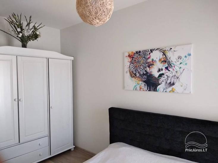 Dviejų kambarių butai Malūno vilose - 5