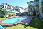 Apartments Villa Marta with outdoor swimming-pool. 250 meters to the sea, pineforest, bikes for free!