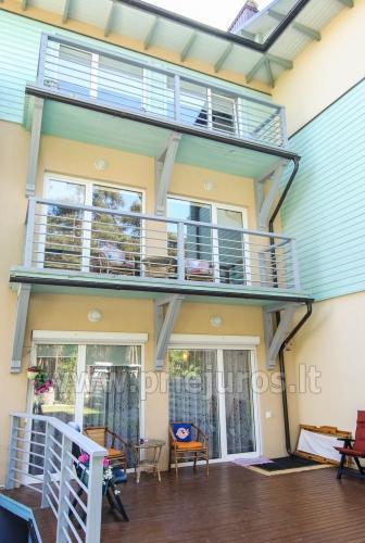Apartamentai Vila Marta su šildomu lauko baseinu, 250 metrų iki jūros, pušynas, dviračiai nemokamai! - 42