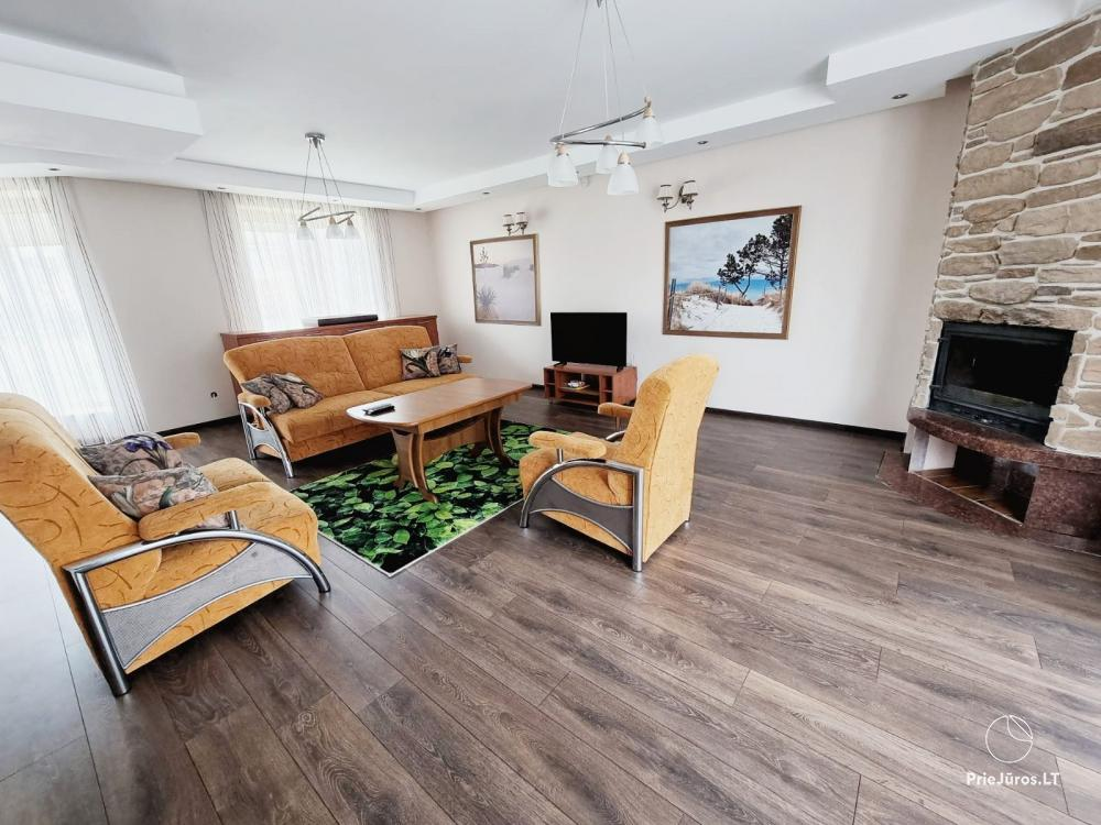 Apartments for rent in Kunigiskiai, just 200 meters to the sea! - 41