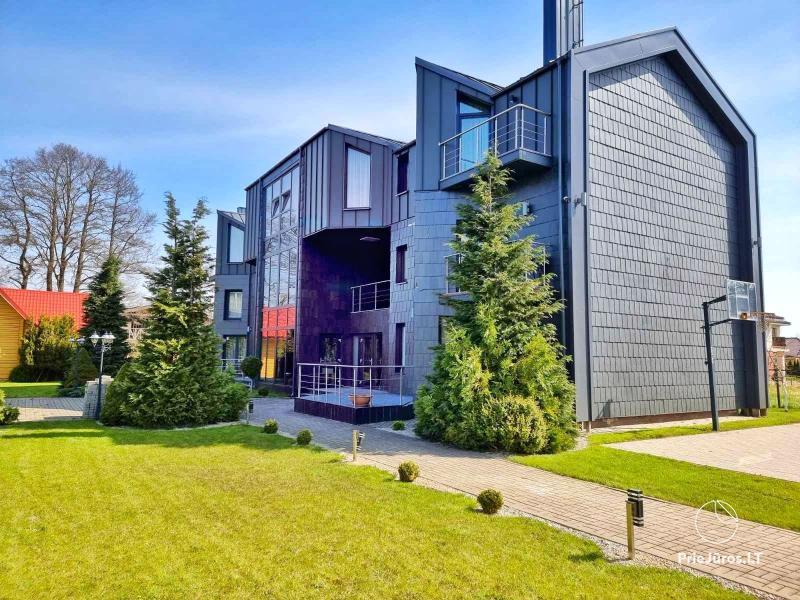 Apartamentų nuoma Kunigiškėse, vos 200 metrų iki jūros!