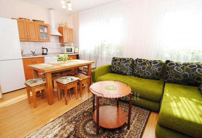 Labai jaukus dviejų kambarių butas Nidoje - 4