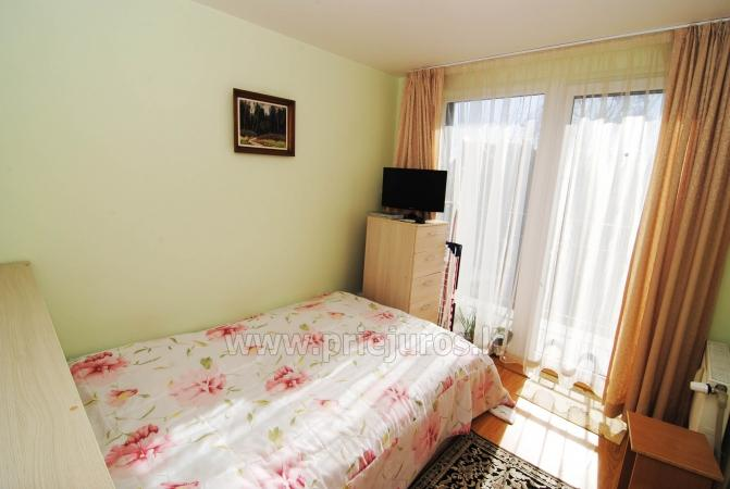 Labai jaukus dviejų kambarių butas Nidoje - 6