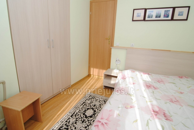 Labai jaukus dviejų kambarių butas Nidoje - 7