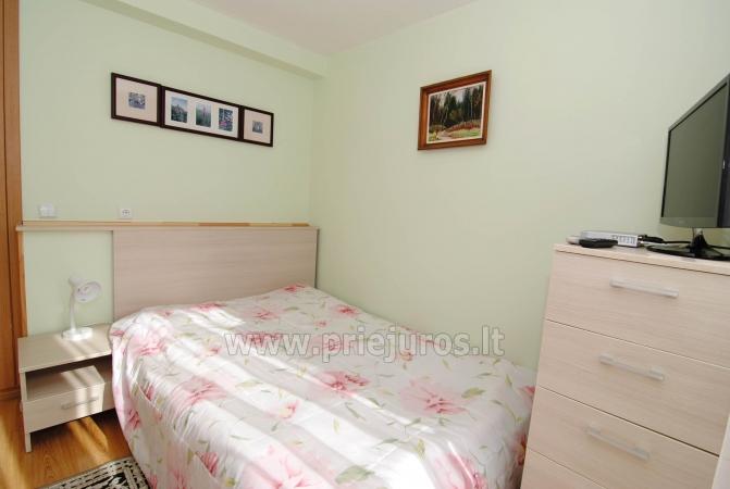 Labai jaukus dviejų kambarių butas Nidoje - 8