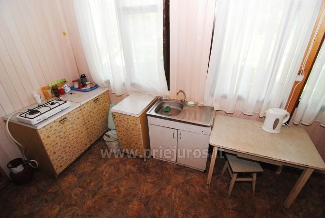 Ekonomiskās klases telpu īre netālu Palanga - 6