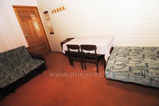 Ekonomiskās klases telpu īre netālu Palanga - 8