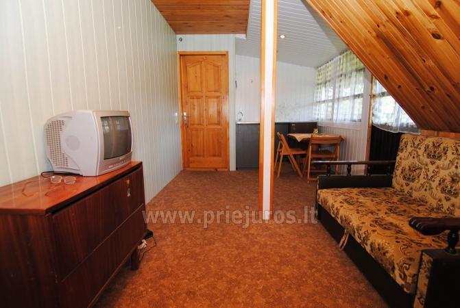 Nebrangi kambarių nuoma Kunigiškiuose netoli Jūros su dideliu kiemu - 12