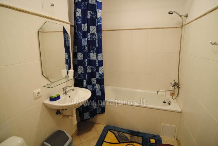 Apartamentai Palangoje, S. Neries g. 9 - 16
