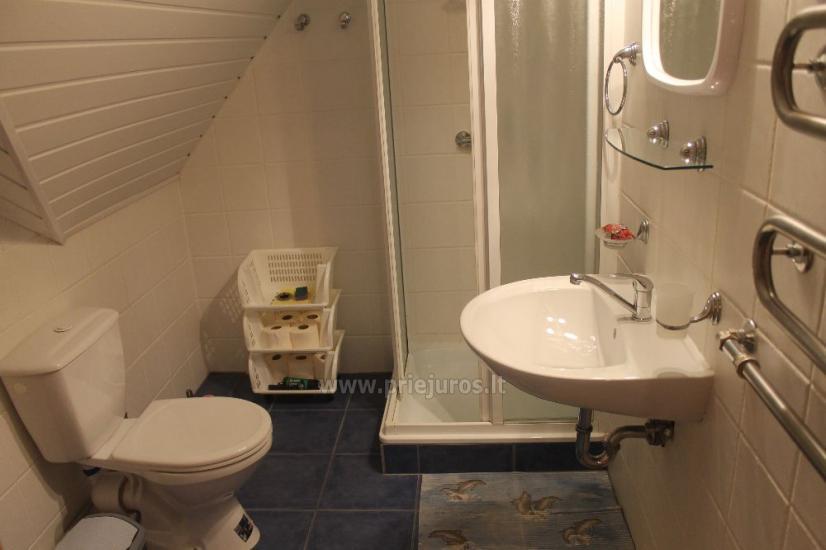 Vieno kambario numeris su mini virtuve Nr.421 ir Nr.422
