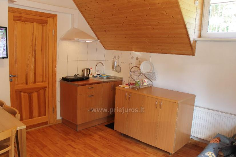 One room room with mini kitchen No. 421