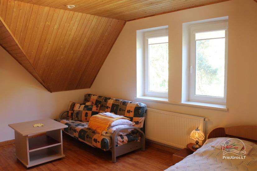 Dviejų miegamųjų apartamentas Nr.423