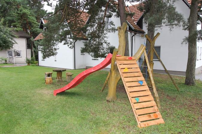 Vacation in Palanga in a homestead-villa Paliepgiris - 9