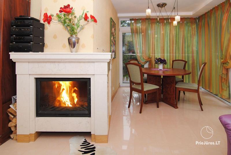 Apartamentai Saulės krantas – 100 žingsnių iki kopų ir Botanikos parko!