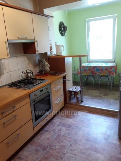 Trijų kambarių butas Juodkrantėje Audronė - 6
