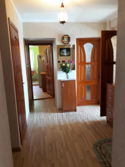 Trijų kambarių butas Juodkrantėje Audronė
