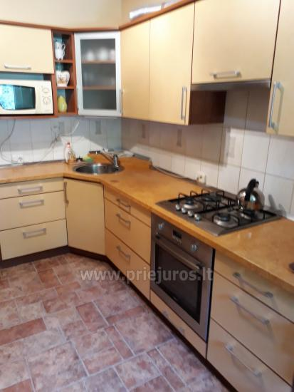 Lithuania - Curonian spit - Juodkrante - Holiday apartment for rent Audrone - 7