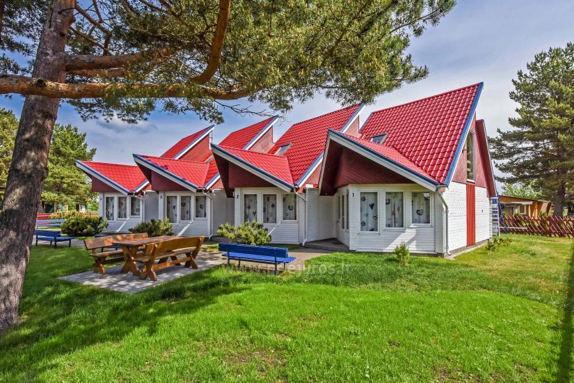 Apartments and Cottages in Sventoji Trys pusys (Three Pine-trees) - 12