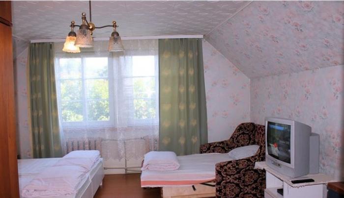 Zimmer zu vermieten Pas Virginija - 3